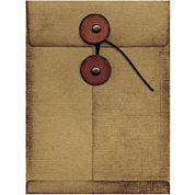 Sizzix® Movers & Shapers Large Base Die by Tim Holtz® Pocket Envelope