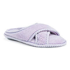 Muk Luks Ada Slip-On Slippers
