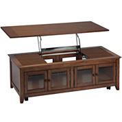 Cape Cod Storage Lift-Top Rectangular Coffee Table