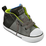 Converse Chuck Taylor All Star Axel Boys Leather Sneakers - Toddler