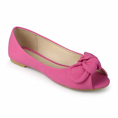 Journee Kids Girls Slip-On Shoes - Little Kids