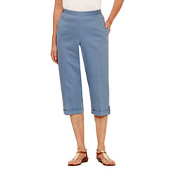 Alfred Dunner Blue Lagoon Capris