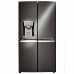 LG 23 cu.ft. 4-Door Refrigerator with Door-in-Door®