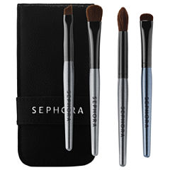 SEPHORA COLLECTION Ready in 5 Eye Brush Set