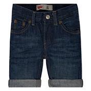 Levi's® 511™ Cutoff Denim Cotton Shorts - Boys 8-20
