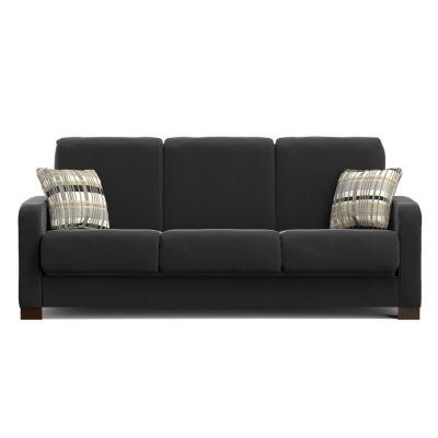 Samantha Track Arm Convert A Couch