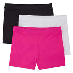 Maidenform 3-pc. Solid Playground Shorts