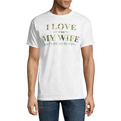 I Love My Wife SS Tee