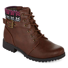 Arizona Lawson Girls Bootie - Little Kids