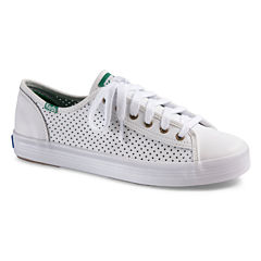 Keds® Kickstart Leather Sneaker Shoes