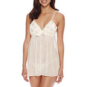 Flora Bellflower Babydoll with Panties