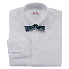 IZOD® Shirt and Clip-On Tie Set - Boys 8-20