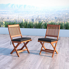 Miramar Folding Chairs -Set of 2