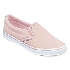 Vans Asher Low Womens Leather Sneakers