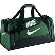 Nike® Brasilia Medium Duffel Bag