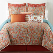 JCPenney Home™ Morocco 4-pc. Comforter Set & Accessories