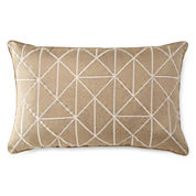 Studio™ Intersect Oblong Decorative Pillow