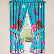 Disney Doc McStuffins Boo Boos Be Gone 2-Pack Rod-Pocket Curtain Panels