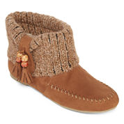 Arizona Meeko Sweater Ankle Booties