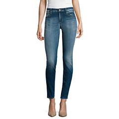 Arizona Curvy Skinny Jean-Juniors