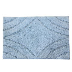 Castle Hill London Diamond Bath Rug Collection
