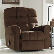 Signature Design by Ashley® Edger Rocker Recliner