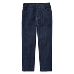 Okie Dokie® Pull-On Jeans - Toddler Boys 2t-5t