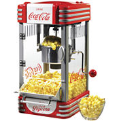 Nostalgia Electrics™ Coca-Cola® Series Kettle Popcorn Maker