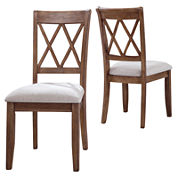 Signature Design by Ashley® Narvilla Set of 2 Side Chairs