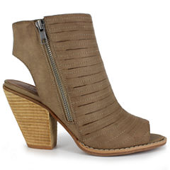 Just Dolce By Mojo Moxy Carrie Womens Shooties