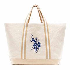 Us Polo Assn. Summer Tote Bag