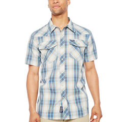 Smith Workwear Button-Front Shirt