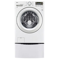 LG 4.5 cu. ft. Ultra Large Capacity Front Load Washer with ColdWash™ Technology
