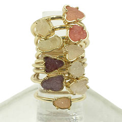 Mixit Womens Midi Ring