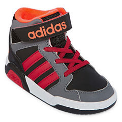Adidas Boys Basketball Shoes - Toddler