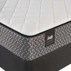 Sealy® Holly Hills Plush - Mattress + Box Spring