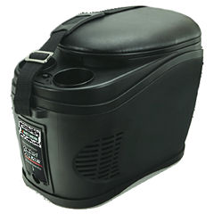 Black+Decker 12-Can/2.3 Gallon Car Cooler 12v Dc Emergency Car Kit