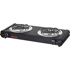 IMUSA GAU-80306 Electric Double Burner