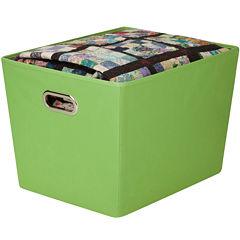 Honey-Can-Do® Large Decorative Storage Bin