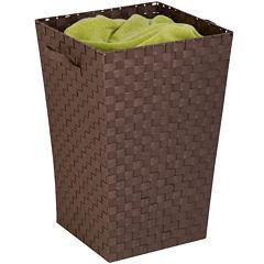 Honey-Can-Do® Woven Strap Clothes Hamper