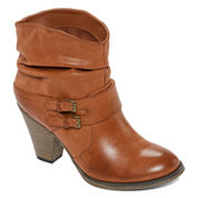 Mia Girl Haylyn Ankle Booties