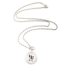 Unisex Pendant Necklace