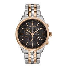 Citizen® Eco-Drive® Mens Chronograph Watch AT2146-59E