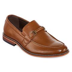 J.Ferrar Saddell Mens Slip-On Shoes