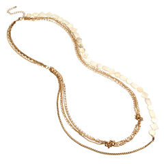 Boutique + 34 Inch Chain Necklace