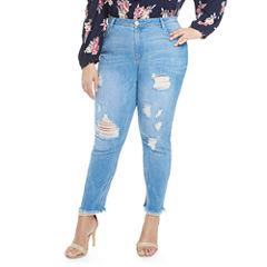 Fashion To Figure Fiji Crop Jean-Plus