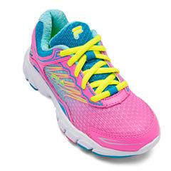 Fila® Maranello 4 Girls Running Shoes - Little Kids/Big Kids