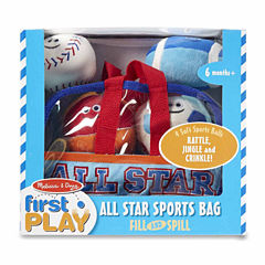 Melissa & Doug® Sports Bag Fill And Spill