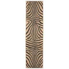 Liora Manne Terrace Zebra Rectangular Runner