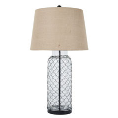 Signature Design by Ashley® Sharmayne Glass Table Lamp